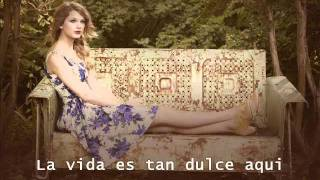 Watch Taylor Swift Being With My Baby video