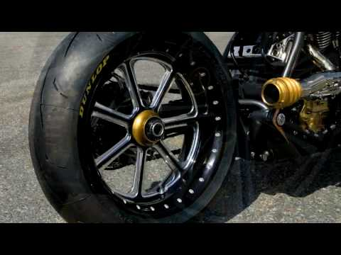 "2010 Product Highlight ""Diesel Platinum Cut  Wheel"""