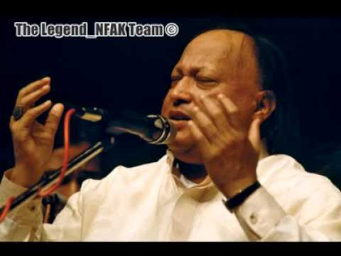 Nusrat fateh ali khan rare top ghazal.mp4