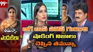 Exclusive Interview With BB3 Contestant Tamanna Simhadri After Elimination | 99TV Telugu