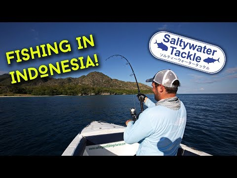 Popping and Jigging in Indonesia