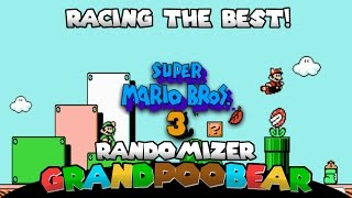 Super Mario Bros. 3 Randomizer Three-Way Race!
