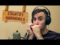 Country-blues style [HARMONICA LESSON]