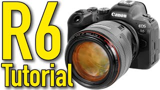 Canon EOS R6 Tutorial, Tips, Tricks & User's Guide by Ken Rockwell