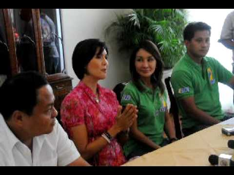 Part 2 of 2 - Pia Cayetano gets One Cebu Party endorsement