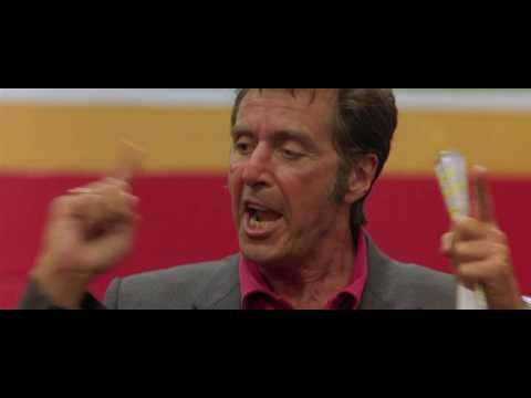 """Al Pacino """"Inches..."""