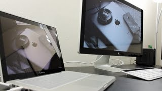 27 Apple Thunderbolt Display Unboxing (2011)