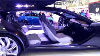 Opel Monza Autoshow İstanbul Electric Car