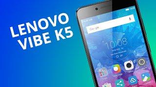 Lenovo Vibe K5 [Análise]