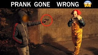 Halloween PRANK Gone  Wrong 😱-Julien Magic