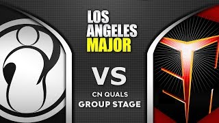 IG vs Ehome ESL One Los Angeles Major 2020 CN Highlights Dota 2