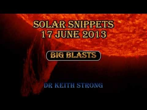 BIG BLASTS  -- 17 June 2013