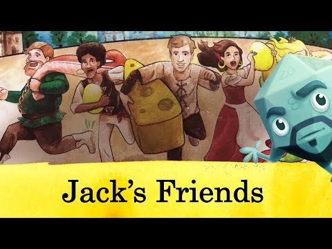 Jack's Friends Review - with Zee Garcia