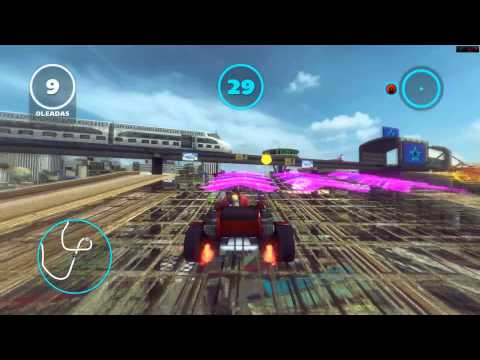 Sonic & All Stars Racing Transformed Gameplay