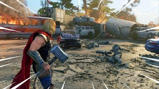 Marvel's Avengers: Early Gameplay [Full Mission]
