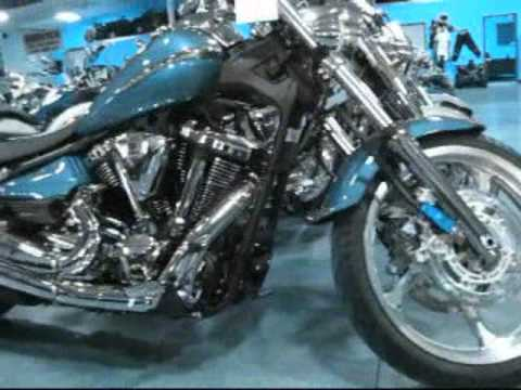 2008 Yamaha Star Raider Motorcycle Video