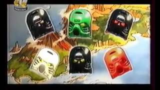 2001 Bionicle Segment on KB-Legonaut [Possible Original Pitch Footage]