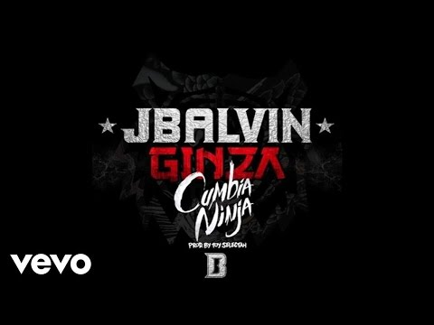 download lagu J. Balvin - Ginza /Cumbia Remix gratis