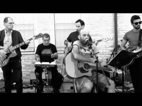Alfredo's Band (Festa fine Estate 2014) Monnalisa (cover Ivan Graziani)