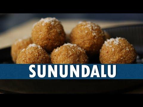 Sunnundalu    How To Prepare Sunnundalu    Wirally Food