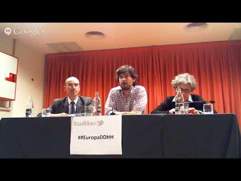 Dilluns dels DDHH: «Davant les eleccions europees: quina Europa volem?»