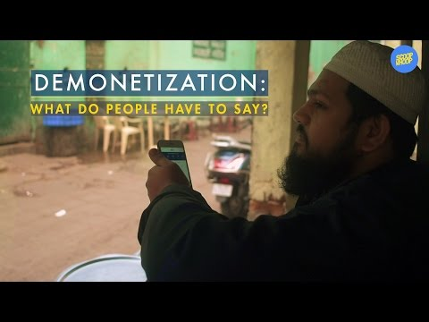 ScoopWhoop: Demonetization: What Do The People Have To Say?