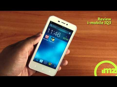 Review i-mobile IQ3 2sim . Android 4.1.1 Jelly Bean . Screen IPS 4.5