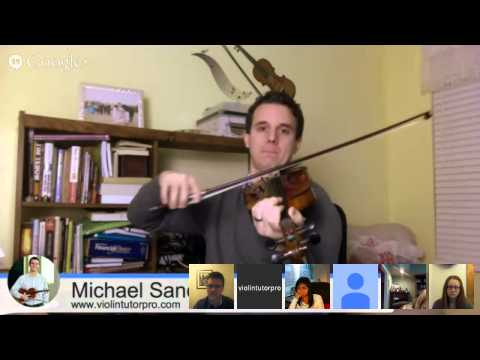 Violin Musical Symbol Lesson  Spotlight Saturday!