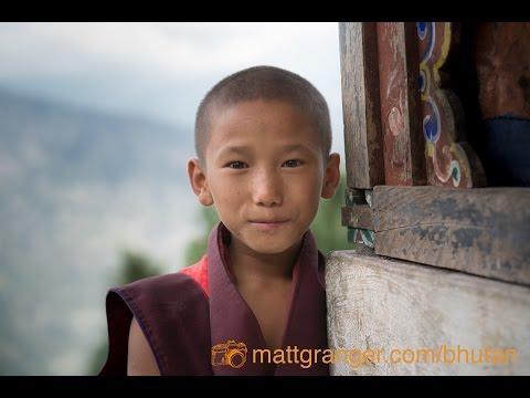 Bhutan Travel Photography VLOG v2.0