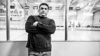 Shattered: Former NHL star Kevin Stevens's battle with addiction