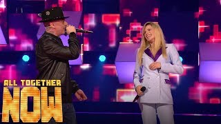 All Together Now - Michelle Hunziker e J-Ax - Bombastic