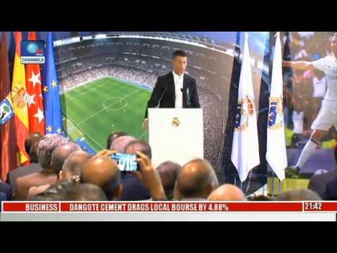 Sports Tonight: Analysing Super Eagles Line Up,Ronaldo' s La-liga Best Player Title
