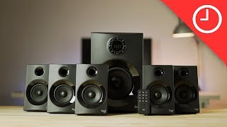 Logitech Z606 Review: An affordable 5.1 speaker system with Bluetooth