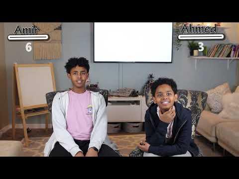 Somali Challenge   Who can speak better Somali thumbnail