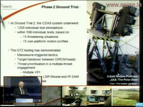 0 MoD Research Programmes   Common Defensive Aids System (CDAS)
