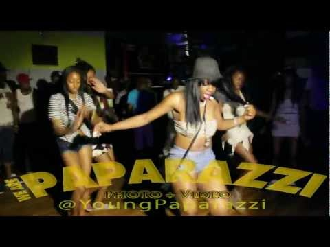 Brooklyn Girls Go Wild @ Jam Cam - Crown Heights Dancehall Bashment 2012