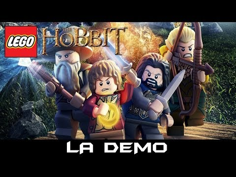 Lego : The Hobbit - La Demo