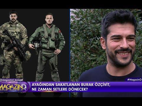 Magazin D - Burak Özçivit'ten sürpriz haber!