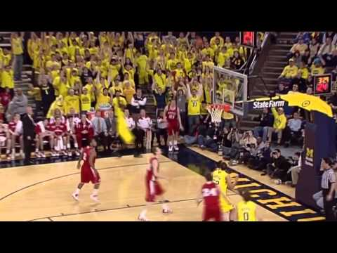 2010-2011 Darius Morris Highlight Video
