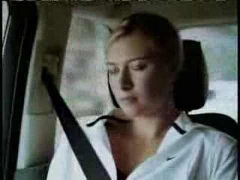 Nike - Maria Sharapova Commercial (I Feel Pretty)