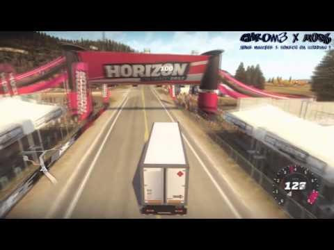 Chr0m3 x MoDz - Forza Horizon - Project Underground Mods (Xbox 360)
