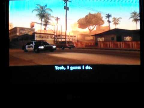 encontrar la minigun en gta san andreas pc como ser policia en gta san