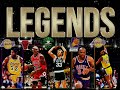 【NBA】 歴代スーパースター達による人間離れした技