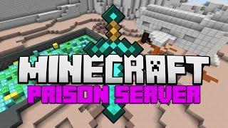Minecraft: OP Prison #8 - TITAN PICKAXE! (Minecraft Prison Server)