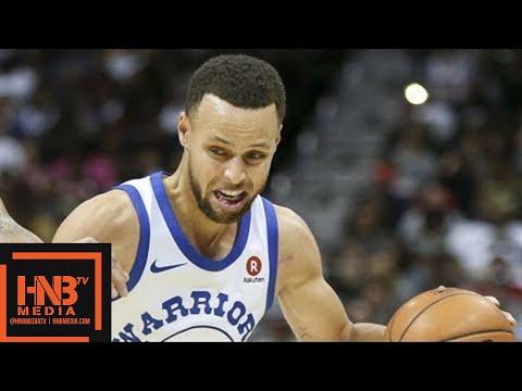 Golden State Warriors vs Atlanta Hawks Full Game Highlights / March 23 / 2017-18 NBA Season