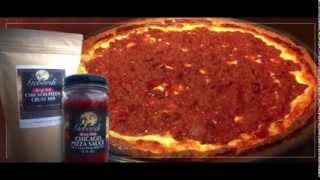 How to Make Chicago Deep Dish Pizza | Gebardi™