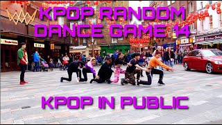[KPOP IN PUBLIC] KPOP DANCE GAME 14 [UJJN]