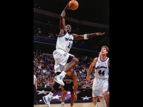 Michael Jordan v New Jersey Nets 2001