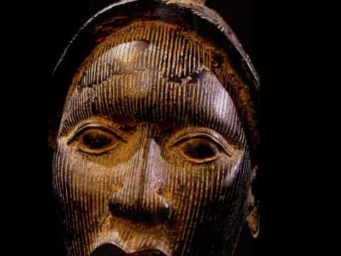 Tribal Art. African Arts Primitive. Video