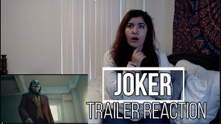 JOKER 2019 Trailer Reaction